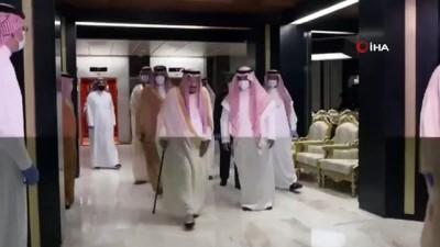 - Suudi Arabistan Kralı Selman bin Abdülaziz hastaneden taburcu oldu
