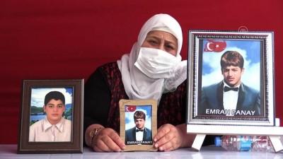 Diyarbakır anneleri Kurban Bayramı'na buruk giriyor - DİYARBAKIR