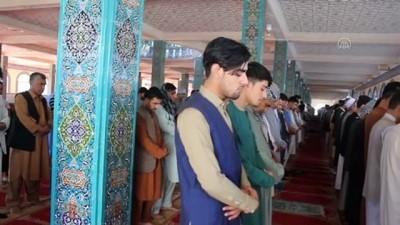 Afganistan'da Kovid 19 gölgesinde Kurban Bayramı coşkusu - KABİL