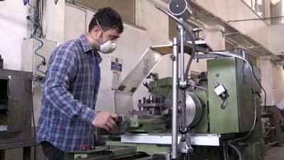 Ordu'da üretilen fındık işleme makineleri 5 ülkeye ihraç ediliyor