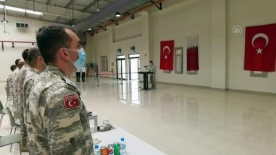Katar'daki Türk Birliği'nde bayramlaşma programı - DOHA
