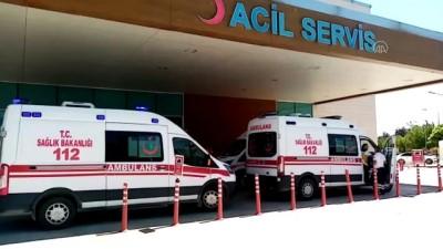'Acemi kasaplar' hastanelik oldu - BURSA