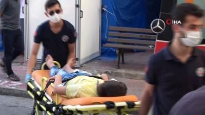 İlk gün 301 acemi kasap hastaneye geldi