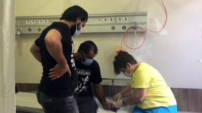 'Acemi kasaplar' hastanelik oldu (2) - İSTANBUL