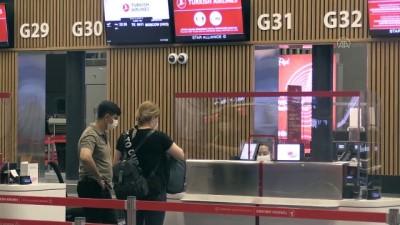 Rusya'ya koronavirüs nedeniyle ara verilen seferler yeniden başladı - İSTANBUL