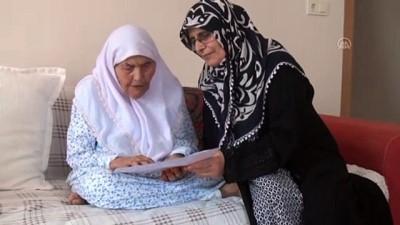 Elife nine 106 yıllık yaşamını doğal beslenmeye borçlu - OSMANİYE
