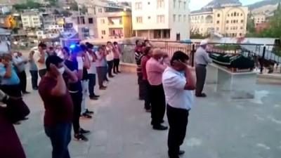 Eşi tarafından öldürülen kadın toprağa verildi - KAHRAMANMARAŞ