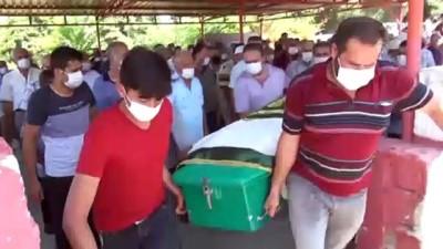 Adana'da su kuyusunda hayatını kaybeden 4 kişinin cenazesi defnedildi - HATAY