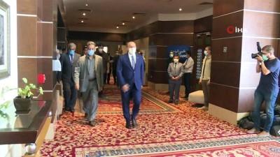 - Bakan Çavuşoğlu, Libya Devlet Yüksek Konseyi Başkanı el-Mişri ile görüştü