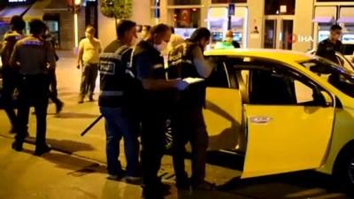 Malatya'da araç içerisinde silahla vurulan 1 kişi yaralandı