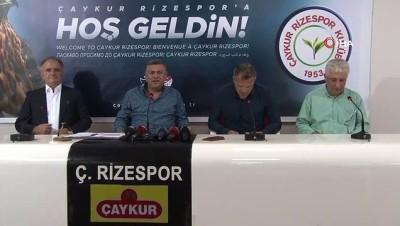 Stjepan Tomas, Çaykur Rizespor ile 1 1 yıllık sözleşme imzaladı
