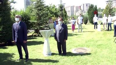 Abay Kunanbayoğu doğumunun 175. yılı vesilesi ile Ankara'da anıldı