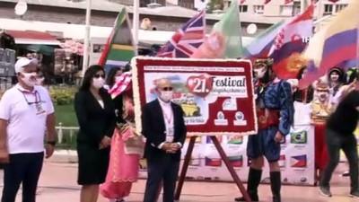 Büyükçekmece Kültür ve Sanat Festivali renkli görüntülere sahne oldu