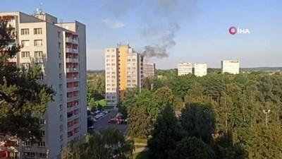 - Çekya'da apartman yangını: 11 ölü