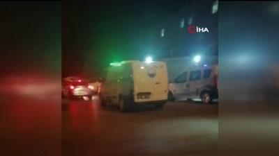 Başkent'te damat dehşeti...Damat sokak ortasında kayınpederini öldürdü