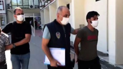 Suriyeli çocuğu kaçırıp ailesinden fidye istedikleri iddiasıyla iki zanlı yakalandı - MERSİN