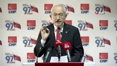 Kılıçdaroğlu, pandemi döneminde eğitime ilişkin önerilerde bulundu