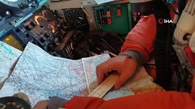 - Rus keşif uçağı, Karadeniz üzerinde 5 saatlik uçuş yaptı
