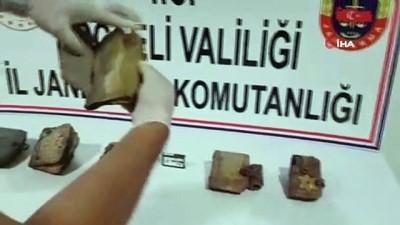 3 milyon TL'lik tarihi eser kaçakçılığını jandarma önledi