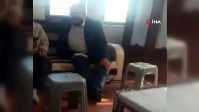 Bakan Soylu'dan bıçaklanarak öldürülen Eymen'in ailesine telefonda taziye