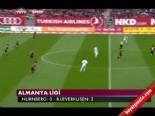 Nürnberg - Bayer Leverkusen: 0-2 Maç Özeti