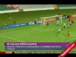 Uruguay - İspanya: 1-0 Maçı Geniş Özeti