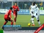 K.Karabükspor - Fenerbahçe: 2-1 Maç Sonucu