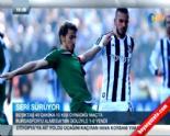 Beşiktaş Bursaspor: 1-0 Maç Sonucu