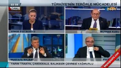 Burhan Kuzu'dan Mustafa Balbay'a süper kapak