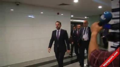 Berat Albayrak İsrail Enerji Bakanı'yla görüştü