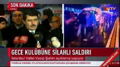 Vasip Şahin: 35 kişi hayatını kaybetti