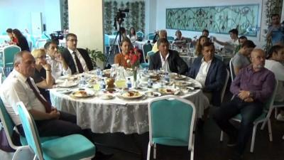 Gastronomi Şehri ödülü alan Bolu'da yemekli kutlama