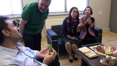 Osmanlı saray lezzetlerini Çinliler de tadacak - EDİRNE