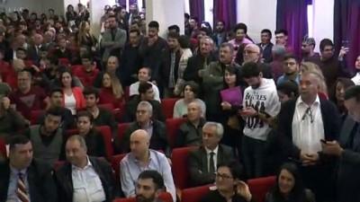 Büyükşehir belediye başkan adayları projelerini anlattı - MERSİN