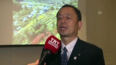 Emine Erdoğan'a Japonya'da 'sıfır atık' sunumu - Kamikatsu Belediye Başkanı Hanamoto - OSAKA