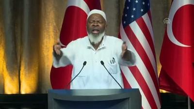ABD'li Müslüman toplum temsilcilerinden Erdoğan'a övgü - NEW YORK