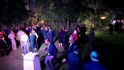 Kahire'de 29 Ekim Cumhuriyet Bayramı kutlaması - KAHİRE
