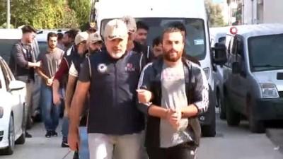 Turistik bölgelerde keşif yapan DEAŞ'lı tutuklandı