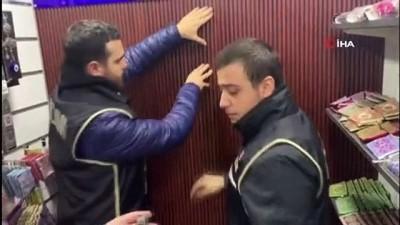 İstanbul'da taklit kol saati operasyonu: 3 gözaltı