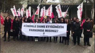 TGB üyeleri, 'Las Tesis'i protesto etti - ANKARA