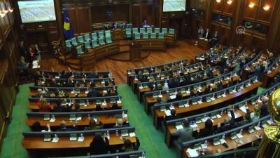 Kosova'da yaklaşık 3 ay sonra yeni meclis başkanı seçildi - PRİŞTİNE
