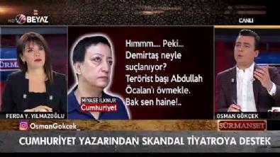 Osman Gökçek: 'CHP artık sosyal demokratları temsil etmiyor'