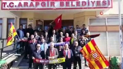 Arapgir'de Yeni Malatyaspor çağrısı