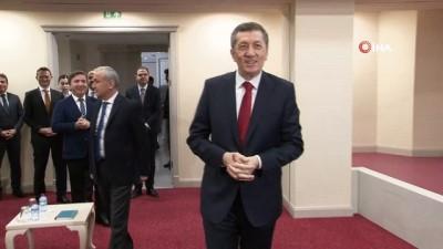 Bakan Selçuk: 'Türkiye genelinde doluluk oranı bu atamayla birlikte yüzde 92.3'e çıkmış bulunuyor'