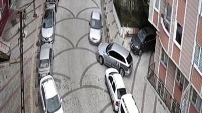 'Araçtan hırsızlık' şüphelileri tutuklandı - İSTANBUL
