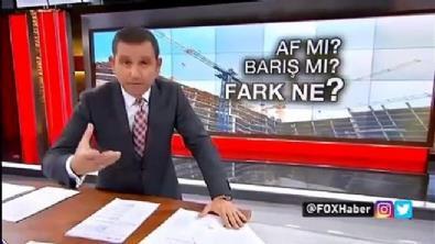 Bu kadarına da pes! Fatih Portakal'ın imar affını eleştirdiği ortaya çıktı