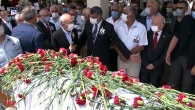 Eski Çankaya Belediye Başkanı Taşdelen, son yolculuğuna uğurlandı - ANKARA