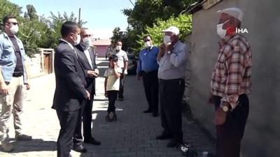 Erciş Belediyesi parke taşı çalışmaları hız kesmeden devam ediyor