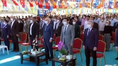 AK Parti Hakkari merkez ilçe kongresi yapıldı