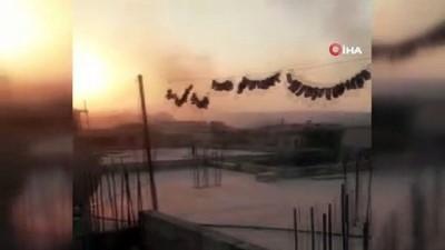 - Esad güçlerinden İdlib'e topçu saldırısı: 7 yaralı